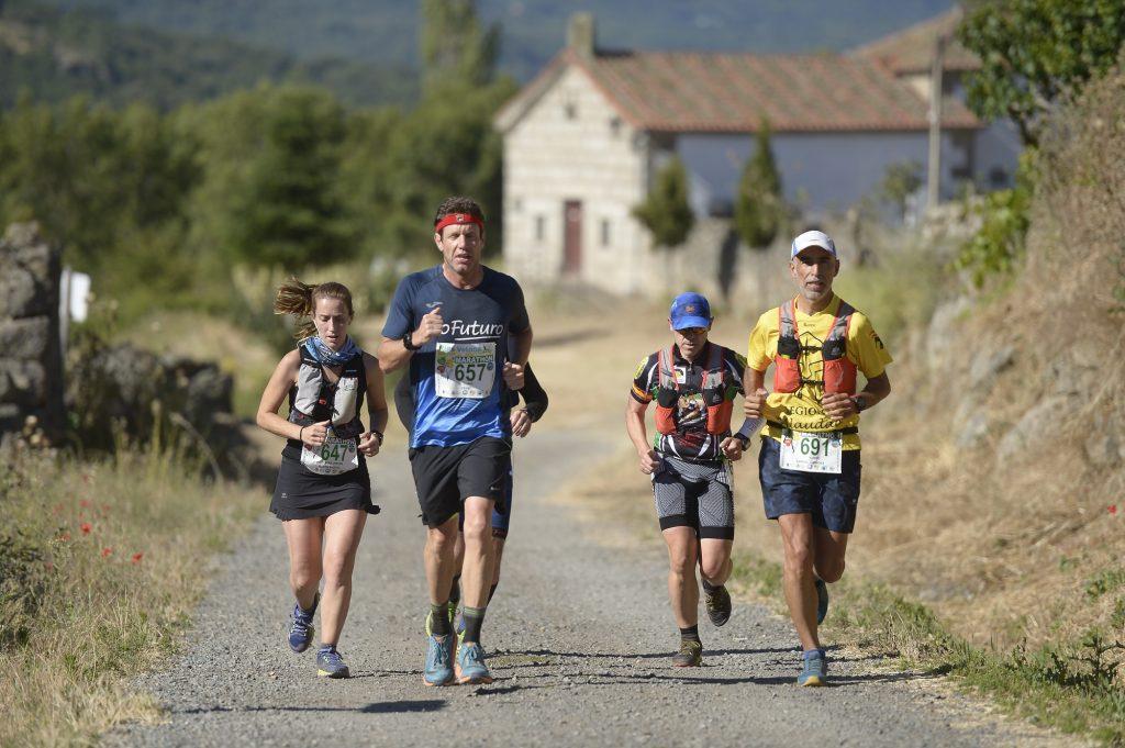 La octava Ruta Vetona reunirá a 1.500 participantes en Béjar este fin de semana 2