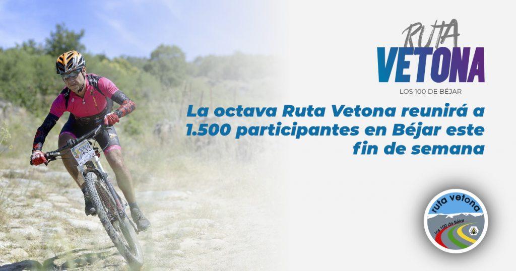 La octava Ruta Vetona reunirá a 1.500 participantes en Béjar este fin de semana